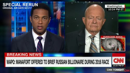 In Effort To Boost Ratings, CNN Showing Reruns Of The Russia Investigation