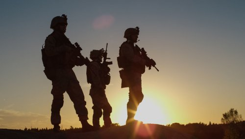 Having Achieved Peace In The Middle East, U.S. To Withdraw Troops