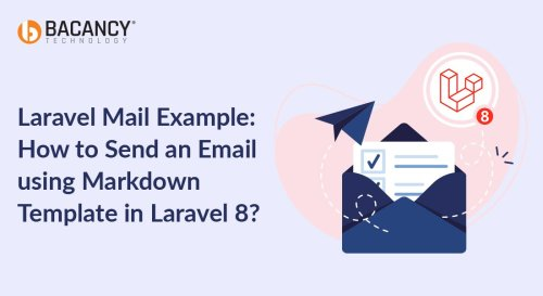 Laravel Mail Example: Send an Email using Markdown Template