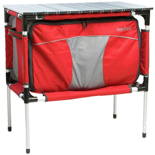 Camping table & organizer