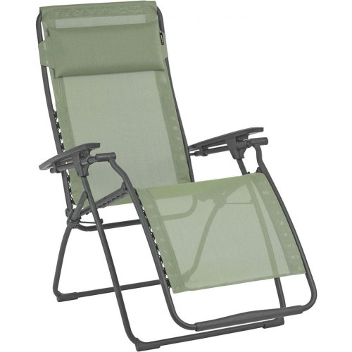 Luxurious lounge chair excellent for the campsite