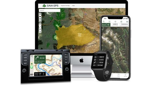 Gaia GPS: One Backcountry Navigation App to Rule Them All