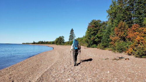 This Stretch of Trail Might Be the Best 24 Miles in the Great Lakes Region