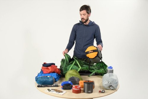 How to Pack a Backpack for a Hiking Trip