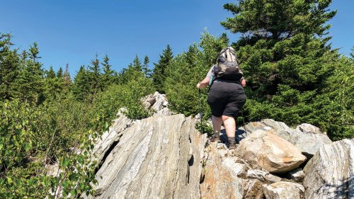 How a Plus-Size Hiker Found Her Footing on the Trail