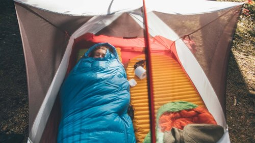 Snooze Like a Baby With These Six Camping Sleep Tips