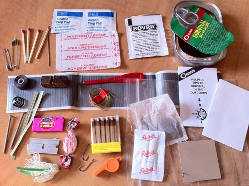 How to Build a Backpacking Survival Kit