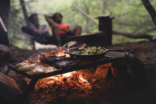 How to Throw The Perfect Backcountry Barbecue