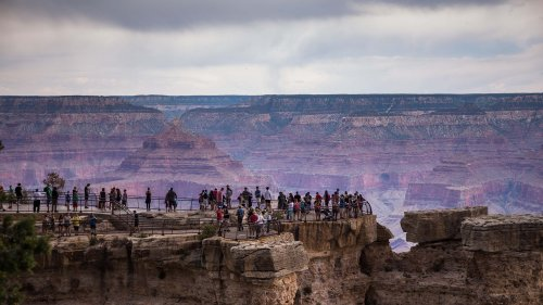 The National Parks Are So Crowded That Even the Senate is Talking About it Now