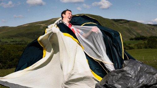 My Biggest Gear Fail: I Forgot the Dang Tent Poles