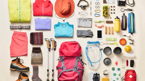 Going on Your First Hike? Here's What to Pack