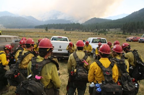 Wildfires Have Closed National Forests Around the West—and It's Going to Get Worse