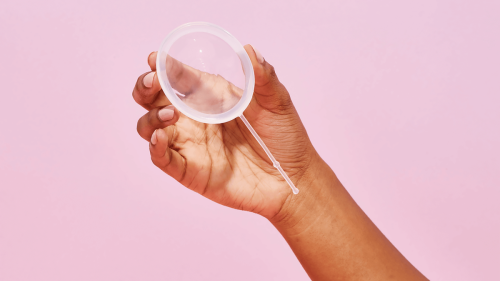 Weekly Obsession: Stop Packing Out Period Waste With This Easy-Clean Gadget