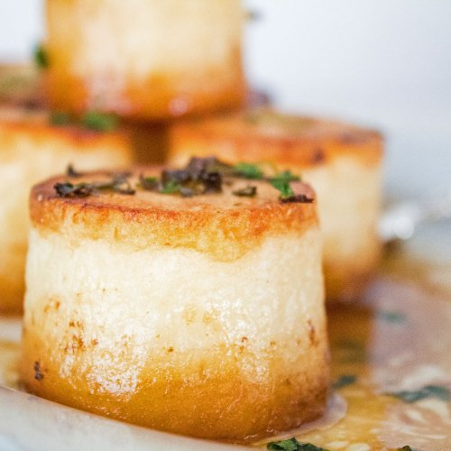 Classic Creamy Fondant Potatoes