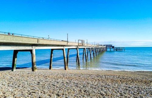 A Visit To The Mesmerising Deal Pier | BaldHiker