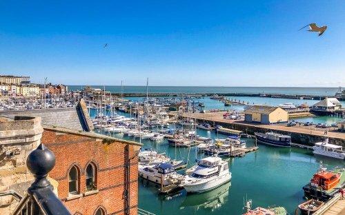 The Royal Harbour Of Ramsgate | BaldHiker