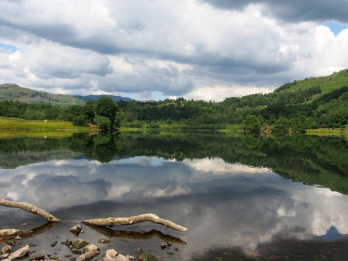 A walk around Rydal Water – reflections and nature | BaldHiker