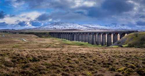 Ribblehead Viaduct And A Grand Yorkshire Walk | BaldHiker