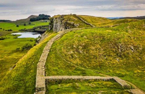 A Walk Along Hadrian's Wall   BaldHiker