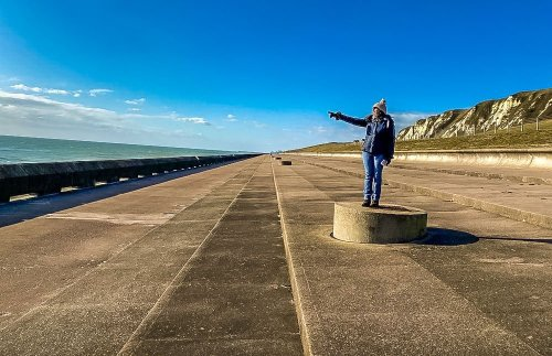 Samphire Hoe – Through The White Cliffs of Dover to Kent's Reclaimed Land