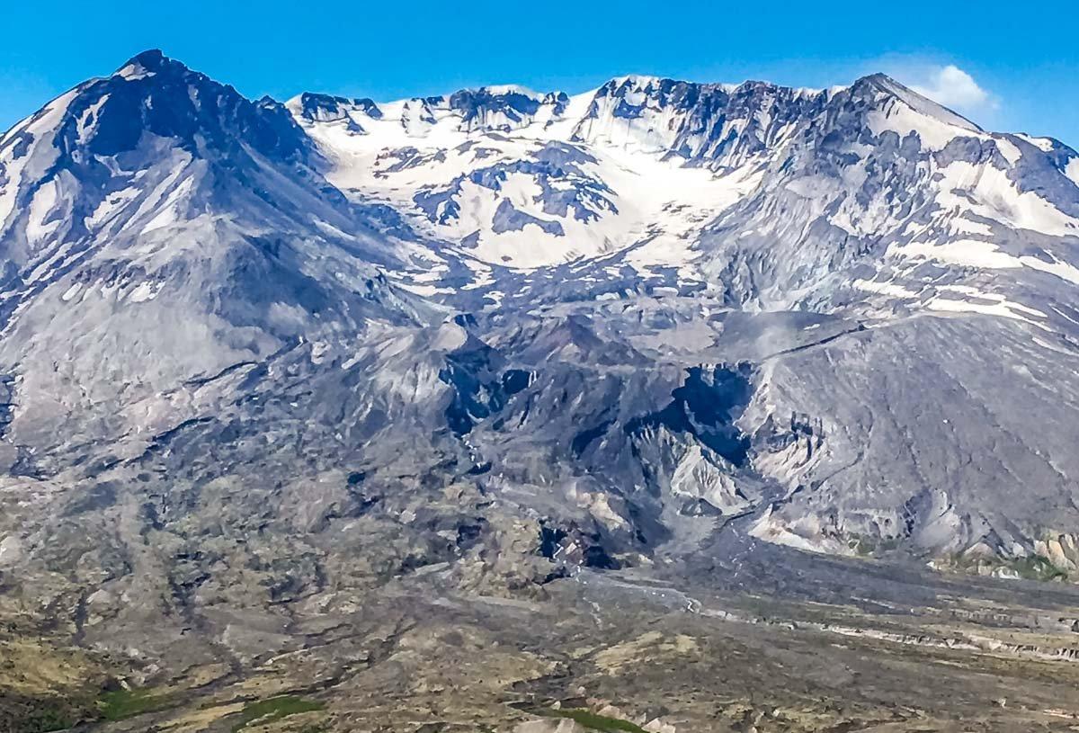 Johnston Ridge Observatory to Harry's Ridge – Mt Saint Helens | BaldHiker