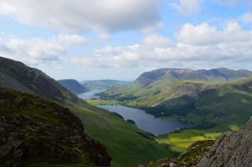 Up Haystacks and around Buttermere - A day for making memories