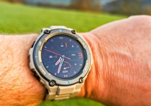 The Amazfit T-Rex Pro Smartwatch - Rugged and Ready   BaldHiker