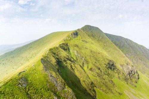 Hiking the Nantlle Ridge – Snowdonia