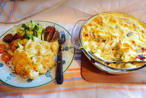 Mac and Cheese Recipe ~ A Super Comfort Food