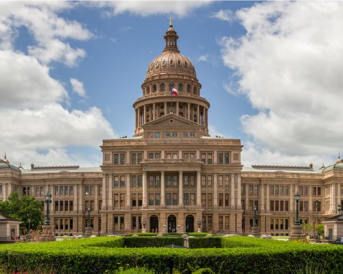 Texas state representative sworn in after special election