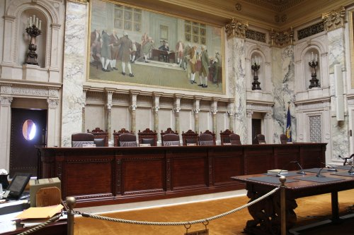 Annette Ziegler becomes chief justice of the Wisconsin Supreme Court