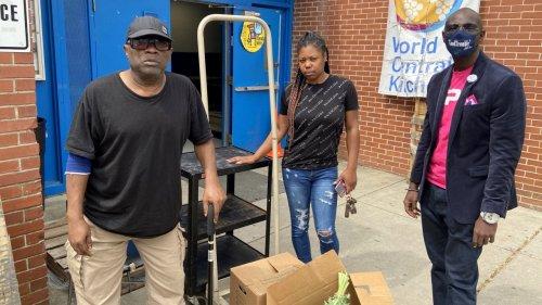 Kim Trueheart's free meal program shut down, told to obtain permits   Baltimore Brew