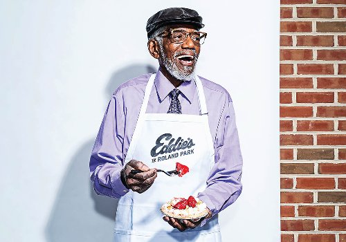 Meet the Man Reviving the Famed Strawberry Pie He Once Made at Haussner's