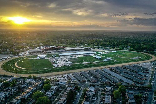 Missing from the 2021 Preakness Stakes: a taxpayer-funded tent for Maryland officials and their business guests