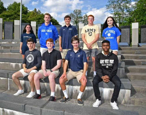 Anne Arundel seniors look forward to long-lasting friendships as they head to service academies