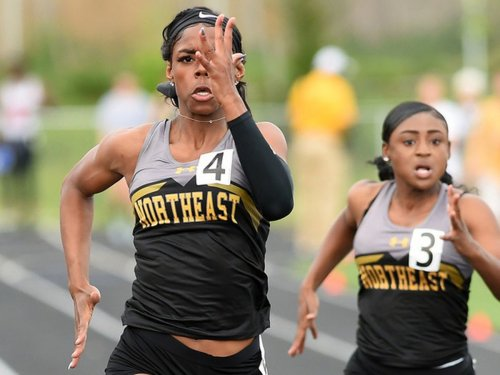 Numerous Anne Arundel outdoor track and field athletes win section titles, advance to region meets
