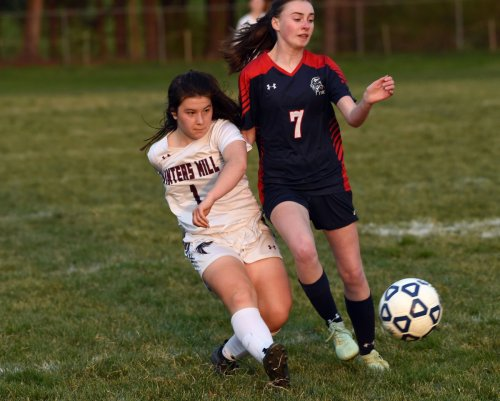 Harmening scores twice for Winters Mill girls soccer, defense does rest in shutout over F.S. Key