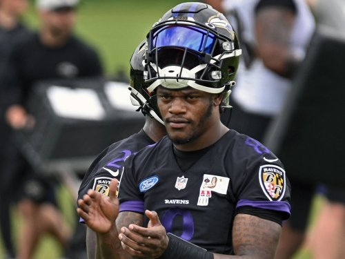 Ravens QB Lamar Jackson declines to say whether he's vaccinated, calling it a personal decision