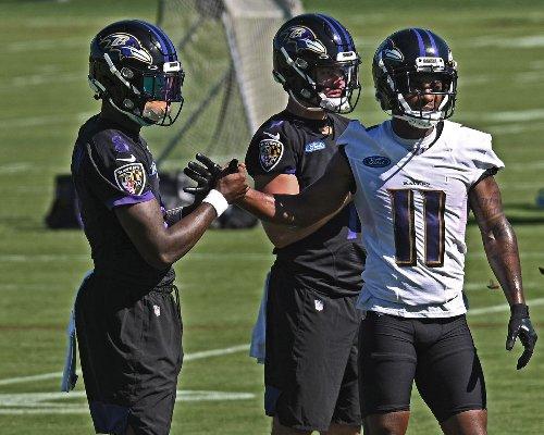 Ravens Mandatory Team Minicamp: Wednesday | PHOTOS
