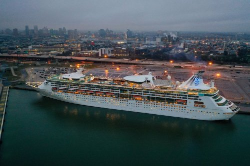 Maryland's cruise terminal can reopen this weekend. But any Caribbean trips are months away.
