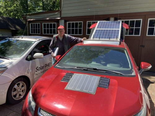 Engineered with enthusiasm and solar panels, it's FrankenVolt! | COMMENTARY
