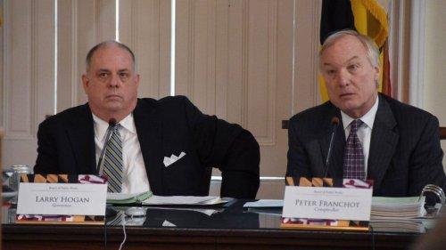 Maryland Comptroller Franchot blasts Gov. Hogan's 're-fund the police' rhetoric