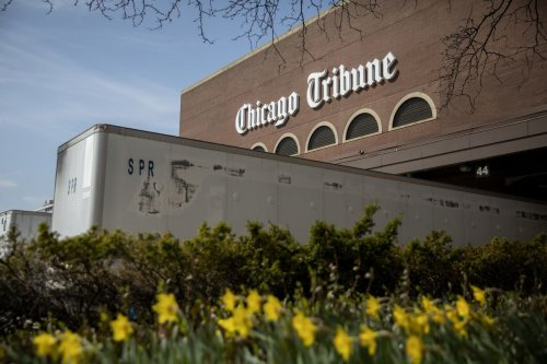 Swiss billionaire drops out of bid for Tribune Publishing, but Maryland hotel exec still committed: source