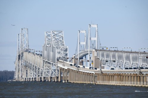 MDTA head: Chesapeake Bay Bridge weekend traffic was due to volume, weather