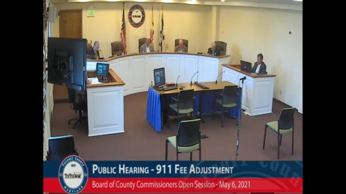 Carroll County commissioners approve 50% increase to local 911 fee
