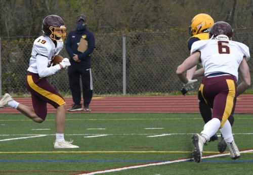 Big kickoff return sparks Hereford to 42-6 football victory over host Catonsville