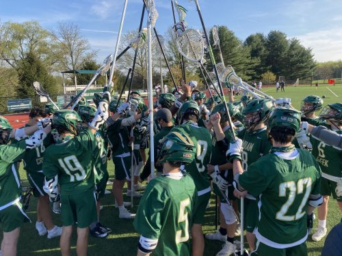 Indian Creek boys lacrosse edges Glenelg Country, 13-12, for program's first MIAA B Conference win