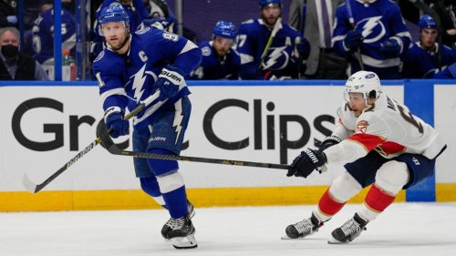 Game 3 in the rear-view mirror for the playoff-experienced Lightning