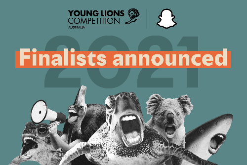 REVEALED: All The Finalists For The 2021 Snapchat Young Lions Competition