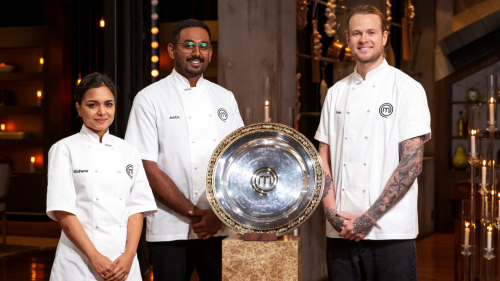 Tuesday TV Wrap: MasterChef Grand Finale Does The Numbers, Peaks At 930,000
